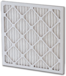 Picture of 12X20X1 PLEATED MERV8 A/C FILTER - 12/CS