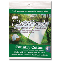 FILTER FRESH FILTER SCENTS - COUNTRY COTTON