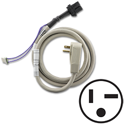 Picture of GE ZONELINE 20AMP PTAC POWER CORD (FOR 102060 & 102061)