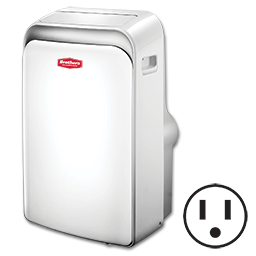Picture of 12000 BTU PORTABLE A/C UNIT 115V