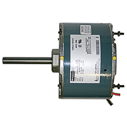 Picture of FASCO D743 1/5HP 230V 1075RPM REVERSIBLE RHEEM CONDENSER MOTOR