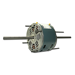 Picture of CENTURY RAL1024 (3851) 1/6HP 115V 1075RPM DOUBLE SHAFT BLOWER MOTOR (REPLACES FASCO D776)