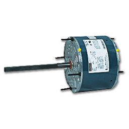 Picture of FASCO D909 1/4HP 230V 1075RPM CONDENSER MOTOR