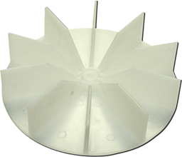 Picture of PLASTIC IMPELLER WHEEL - REPLACES BROAN® 99110379