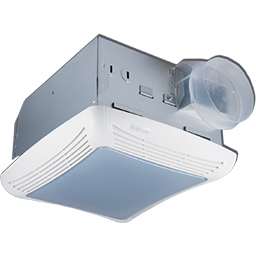 Picture of NUTONE® EXHAUST FAN & LIGHT 50CFM 2.5 SONES