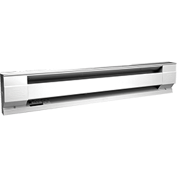 "Picture of 4F1000W 48"" BASEBOARD HEATER - WHITE"