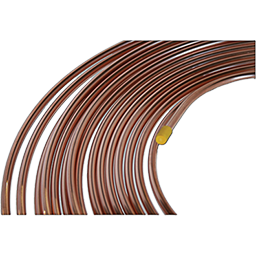 "Picture of 1/4""OD  X 50' REFRIGERATION COPPER TUBING"