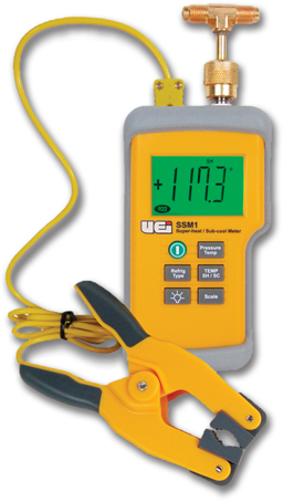 Picture of SUPER HEAT SUB-COOL METER - SSM1