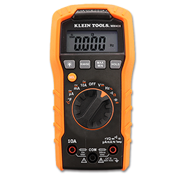 Picture of MM400 KLEIN PROFESSIONAL DIGITAL MULTIMETER