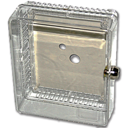 Picture of TAMPERPROOF LOCKING THERMOSTAT GUARD