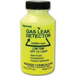 Picture of BUBBLE LEAK DETECTOR - 8 OZ.