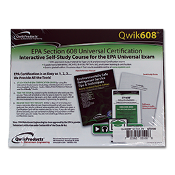Picture of EPA TRAINING & CERTIFICATION STUDY GUIDE - ENGLISH VERSION
