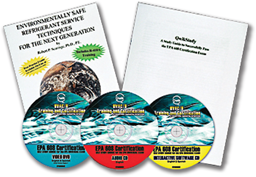Picture of EPA TRAINING & CERTIFICATION STUDY GUIDE - SPANISH VERSION