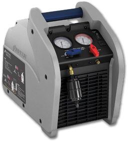 Picture of VORTEX 1HP A/C REFRIGERANT RECOVERY MACHINE
