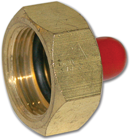"Picture of 3/4"" NPS X 1/4"" MALE ADAPTOR FOR RECOVERY CYLINDER"