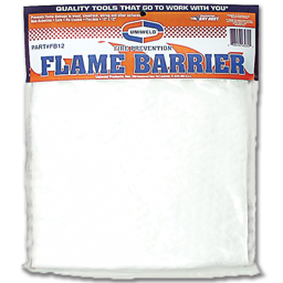 """Picture of 12"""" X 12"""" BRAZING FLAME BARRIER"""