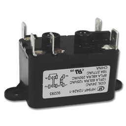 Picture of 8AMP FAN RELAY SPDT