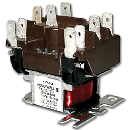 Picture of HONEYWELL SWITCHING RELAY (R4222D1013)