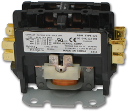 Picture of WHITE RODGERS 2P 30AMP CONTACTOR