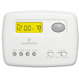 Picture of WHITE RODGERS DIGITAL HEAT/COOL THERMOSTAT