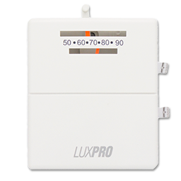 Picture of LUX VERTICAL SNAP ACTION THERMOSTAT - PSM40SA