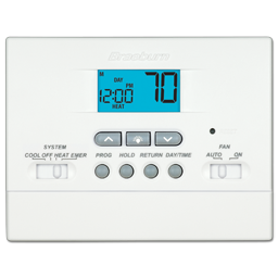 Picture of BRAEBURN 5+2 DAY PROGRAMMABLE THERMOSTAT