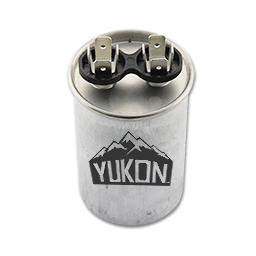 Picture of 35 MFD 370V ROUND RUN CAPACITOR