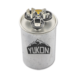Picture of 50+5 MFD 440V DUAL ROUND CAPACITOR