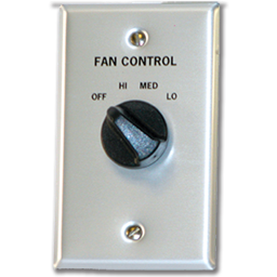 Picture of FIRST COMPANY 3-SPEED WALL SWITCH