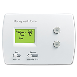 Picture of HONEYWELL PRO 3000 DIGITAL HEAT/COOL THERMOSTAT