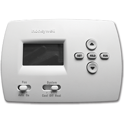 Picture of HONEYWELL PRO 4000 PROGRAMMABLE DIGITAL THERMOSTAT