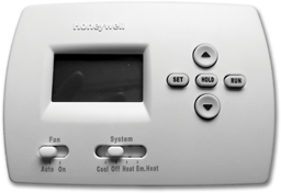 Picture of HONEYWELL PRO 4000 PROGRAMMABLE DIGITAL HEAT PUMP THERMOSTAT