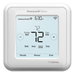 HONEYWELL HOME LYRIC T6 PRO WI-FI THERMOSTAT