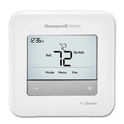 HONEYWELL HOME T4 PRO PROGRAMMABLE DIGITAL THERMOSTAT