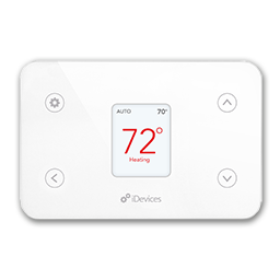 IDEVICES WI-FI THERMOSTAT - WHITE