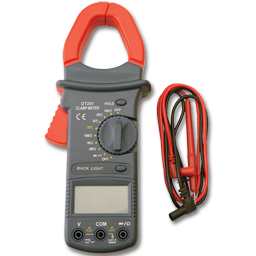 Picture of PROFESSIONAL DIGITAL CLAMP METER