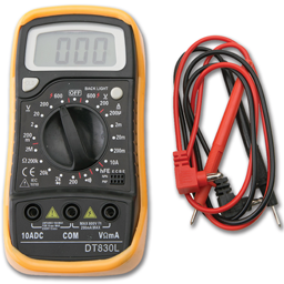 Picture of DIGITAL MULTIMETER