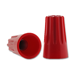 Picture of SMALL WIRE NUTS - RED