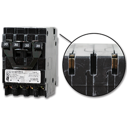 Picture of ITE 40AMP/40AMP QUAD BREAKER