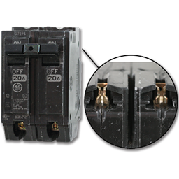 Picture of GE® 2P 60AMP BREAKER