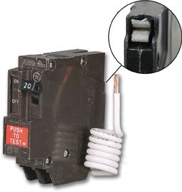 Picture of GE® 15AMP GFI BREAKER