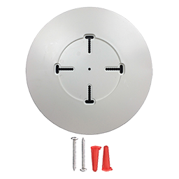 Picture of UNIVERSAL SMOKE DETECTOR COVER PLATE