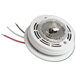 Picture of KIDDE 120V HANDICAP SMOKE ALARM INTERCONNECTABLE STROBE