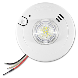 Picture of BRK AC/DC PHOTOELECTRIC SMOKE/STROBE COMBINATION ALARM