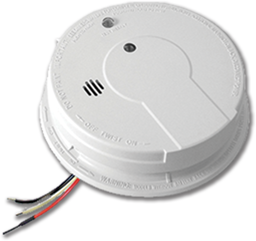 Picture of KIDDE 120V SMOKE ALARM WITH BATTERY BACKUP