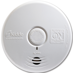 Picture of KIDDE 10-YEAR LIFE BATTERY SMOKE ALARM