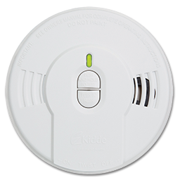 Picture of KIDDE SMOKE ALARM WITH 10-YEAR LITHIUM BATTERY - TAMPER-PROOF