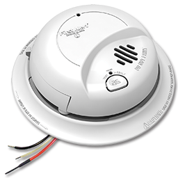 Picture of BRK 120V SMOKE ALARM WITH BATTERY BACKUP