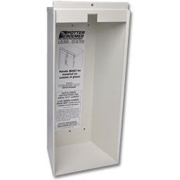 Picture of KIDDE METAL FIRE EXTINGUISHER CABINET