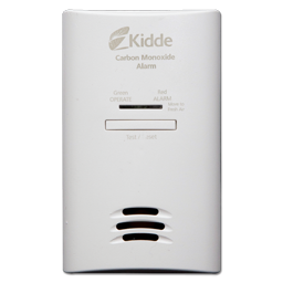 Picture of CARBON MONOXIDE ALARM - A/C POWERED PLUG IN W/BATTERY BACKUP